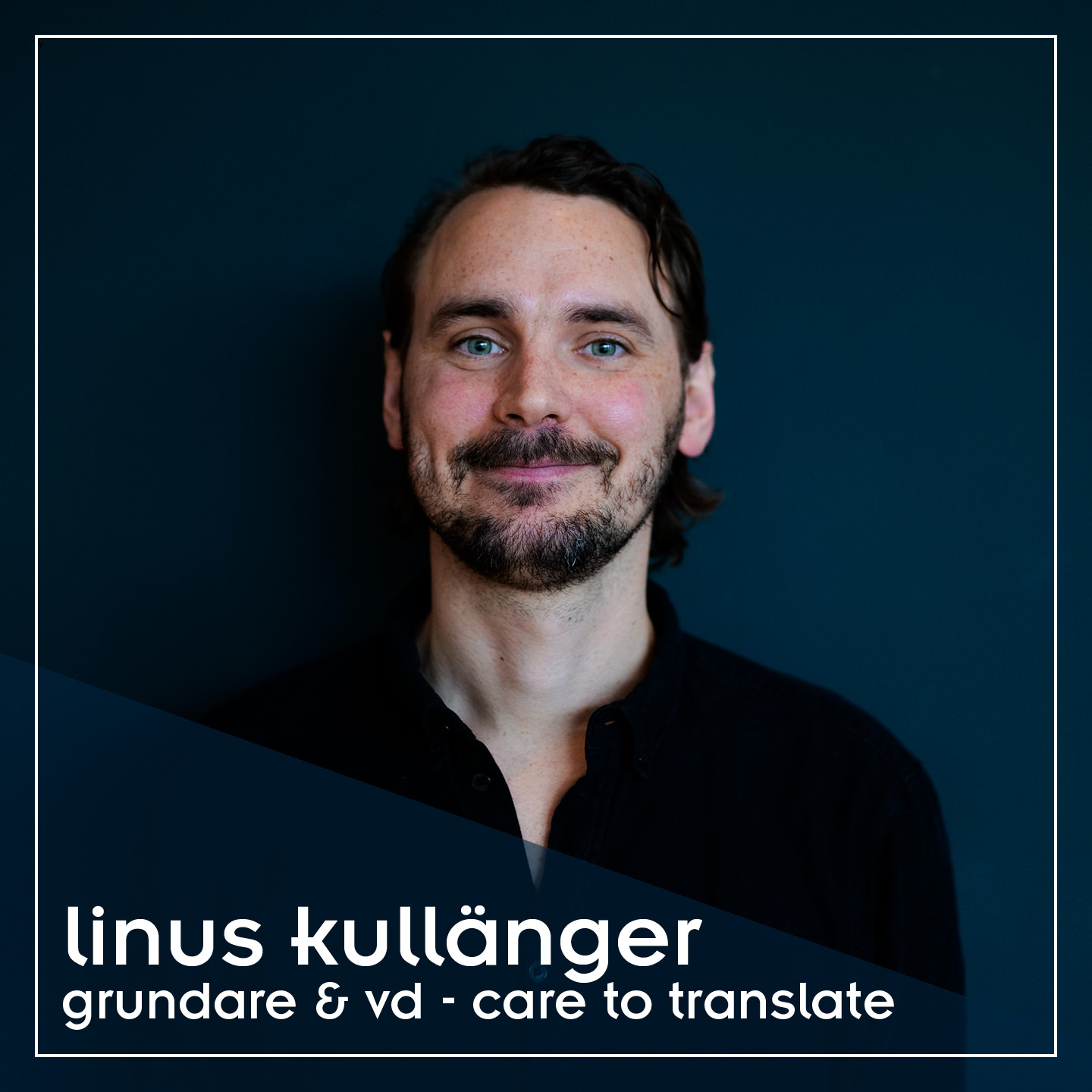Care to Translate - Linus Kullängen