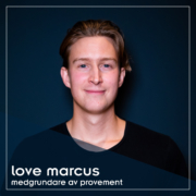 Love Marcus - Provement